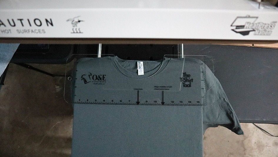 The T-Shirt Tool